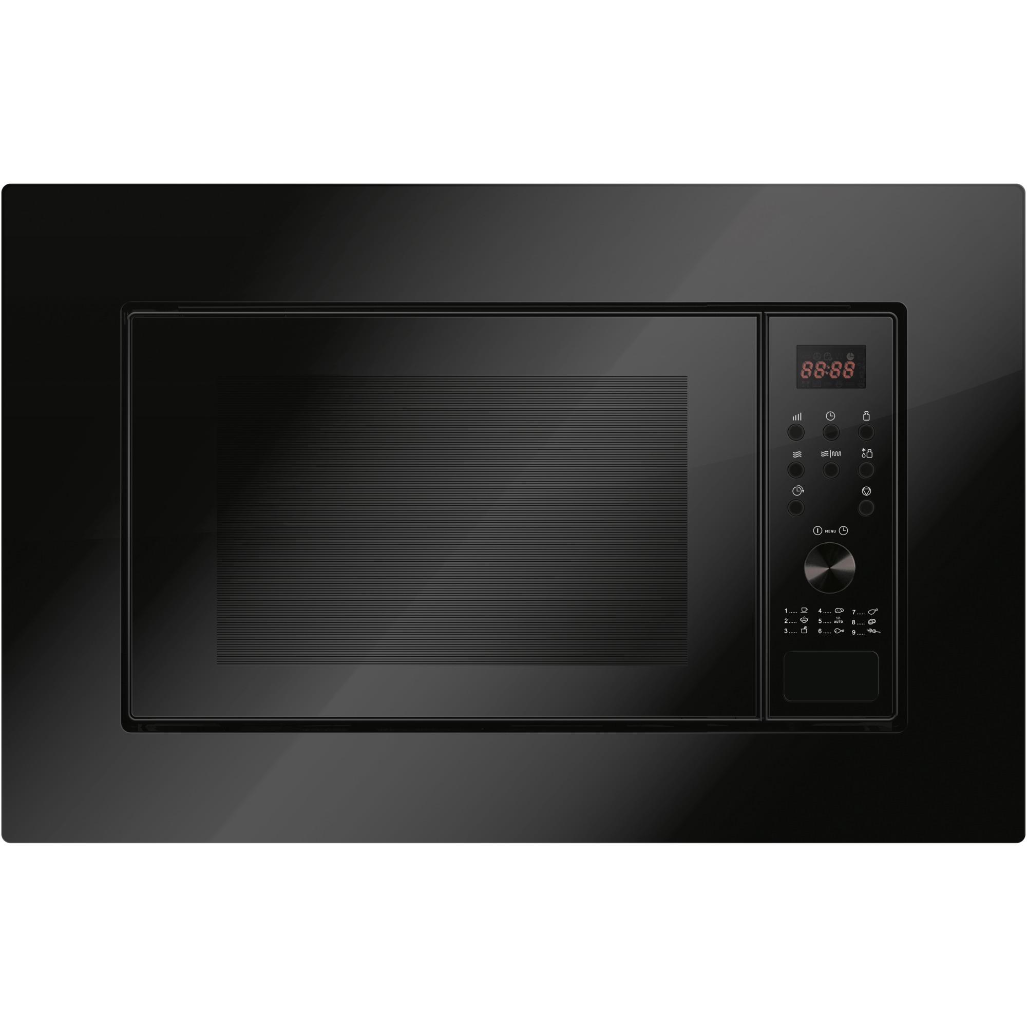 EMW 13170 S Intégré 20L 700W Noir, Four à micro-ondes