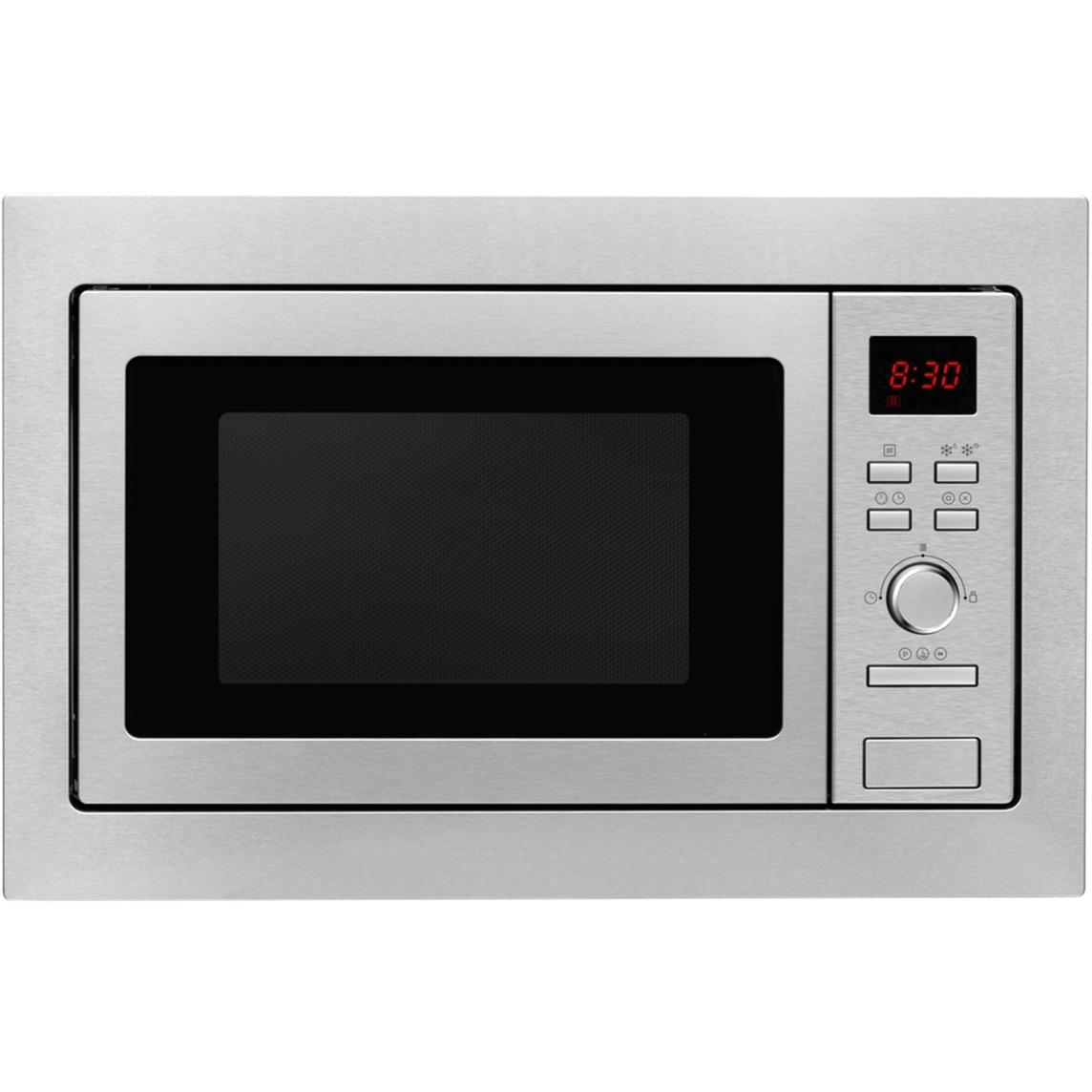 EMW 13181 E Comptoir Micro-ondes grill 20L 800W Acier inoxydable, Four à micro-ondes