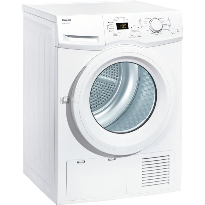 WTK 14312 W Autonome Charge avant 8kg B Blanc sèche-linge, Sèche-linge à condensation