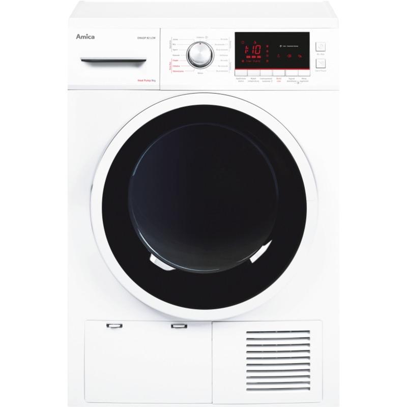 WTP 14321 W Autonome Charge avant 8kg A++ Blanc, Sèche-linge pompe à chaleur à condensation