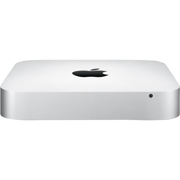 Mac mini 2.6GHz i5-4278U Nettop Argent Mini PC, Systéme-MAC