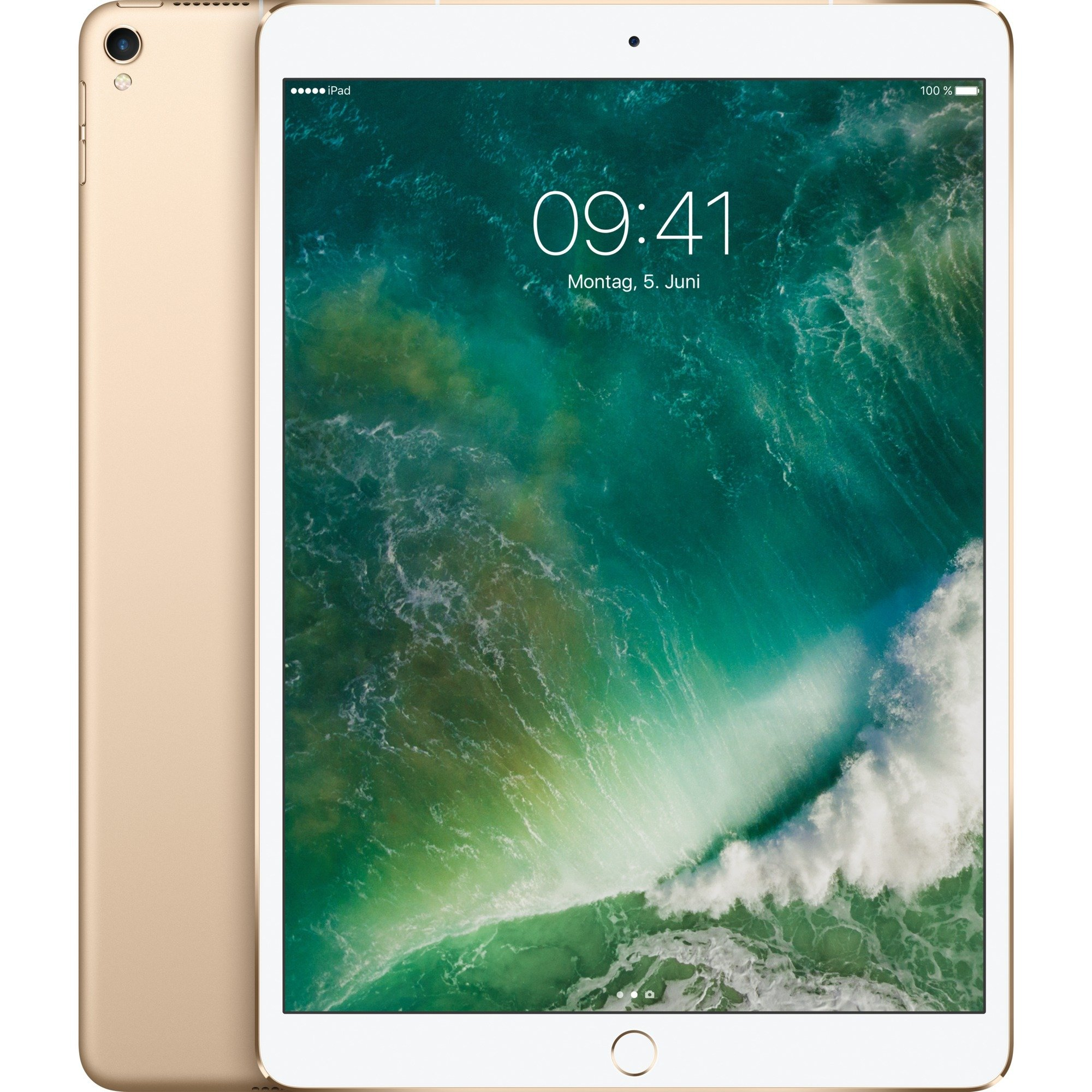 iPad Pro 256Go 3G 4G Or tablette, Tablette PC