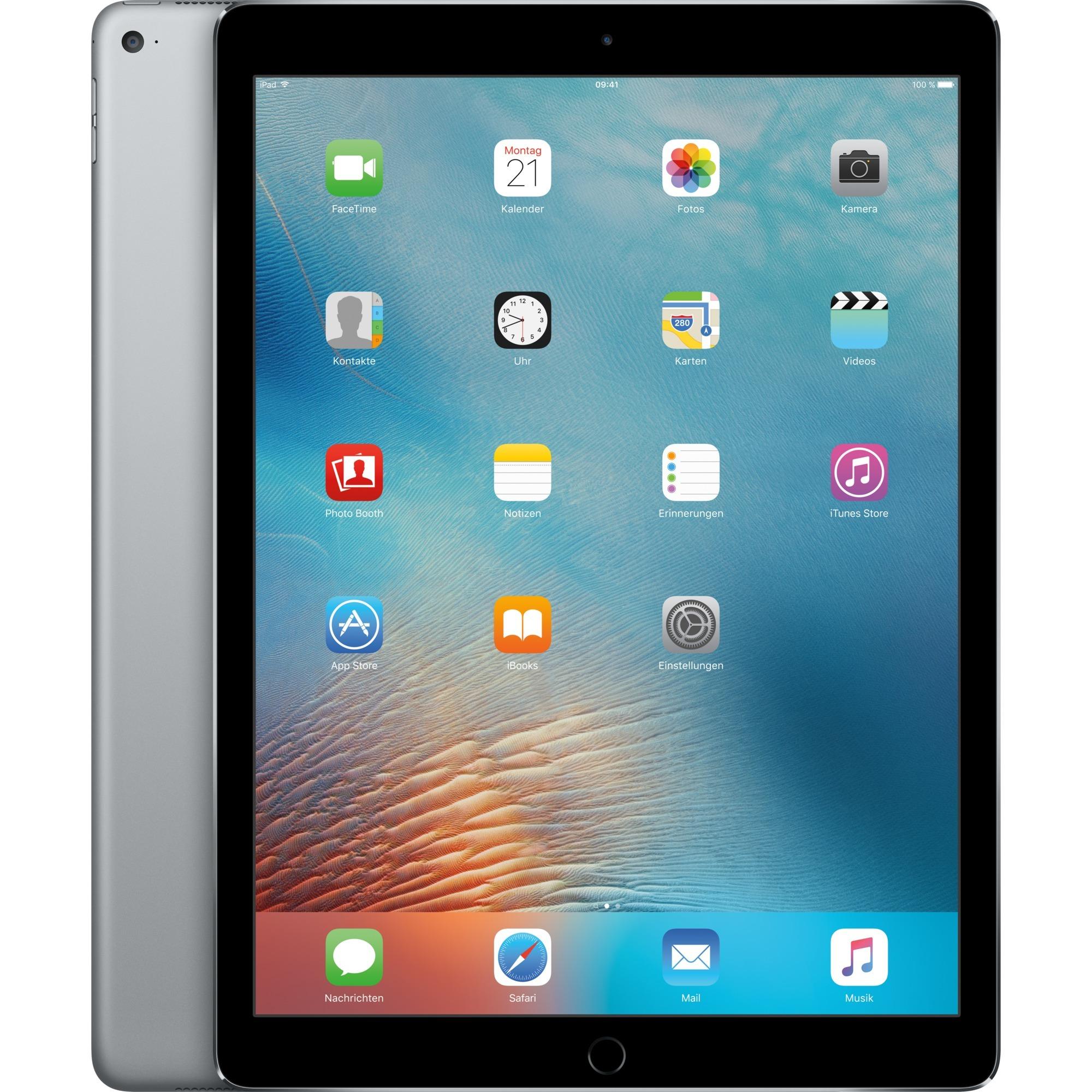 ipad pro 64go gris tablette tablette pc gwalarn uhel. Black Bedroom Furniture Sets. Home Design Ideas