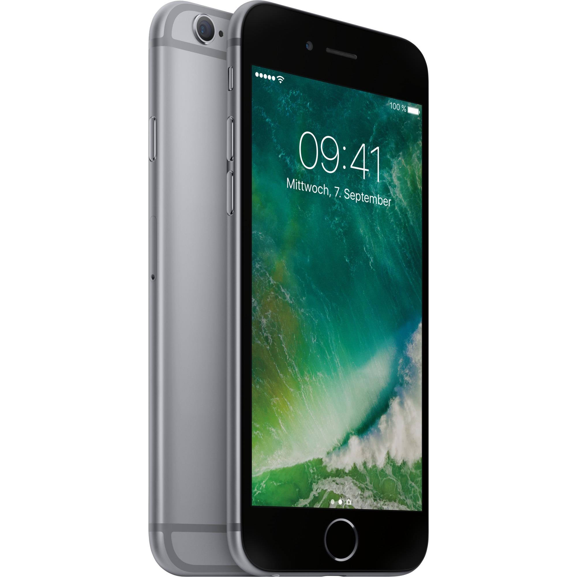 iPhone 6 SIM unique 4G 32Go Gris, Mobile