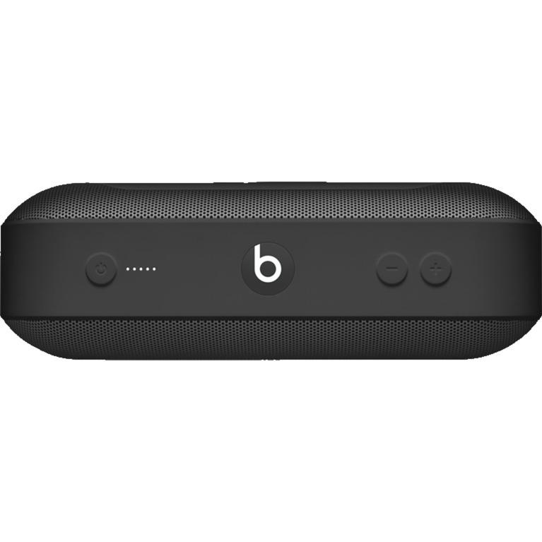 Beats Pill+ Enceinte portable stéréo Noir, Haut-parleur