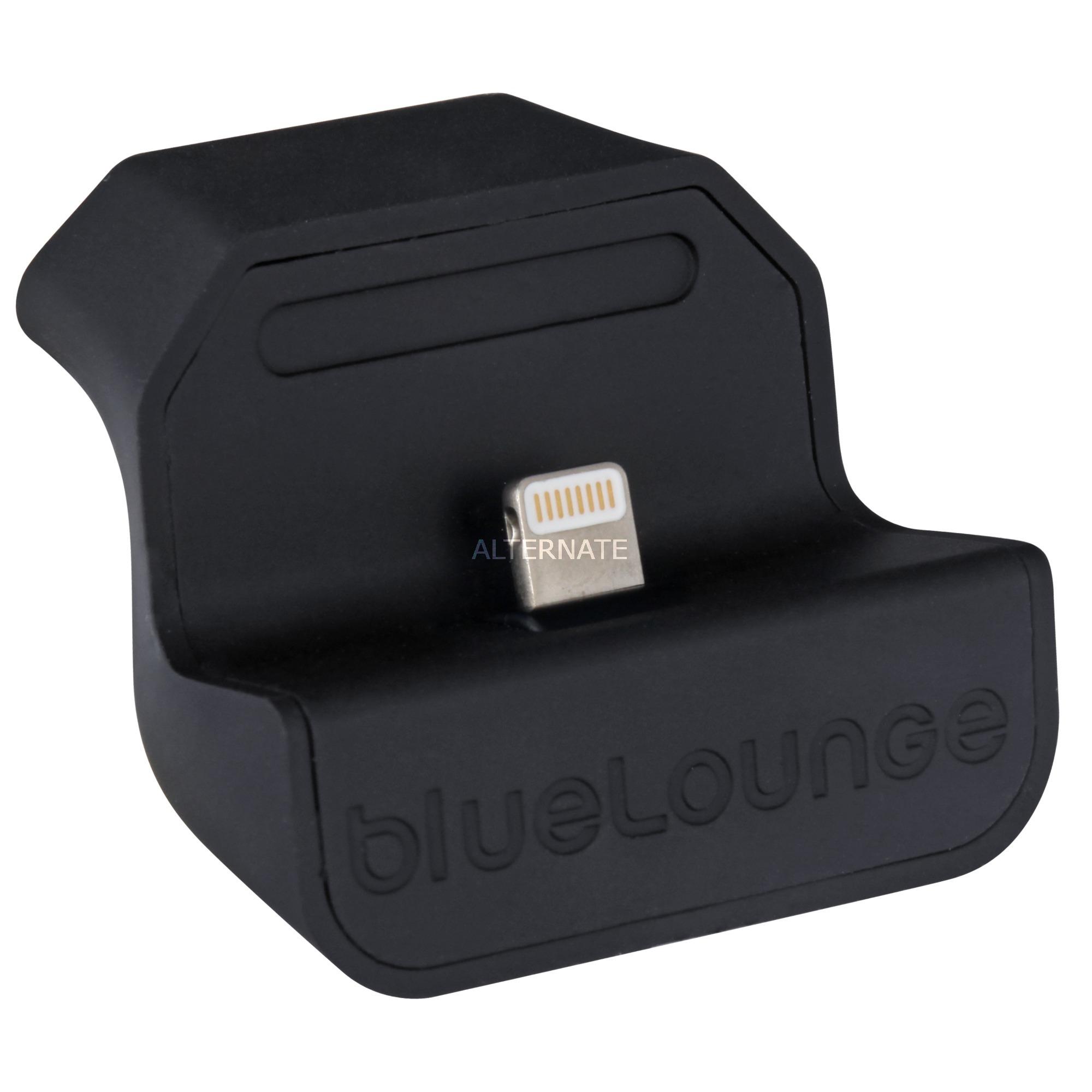 MD-EU-L Auto Noir chargeur de téléphones portables, Station d'accueil