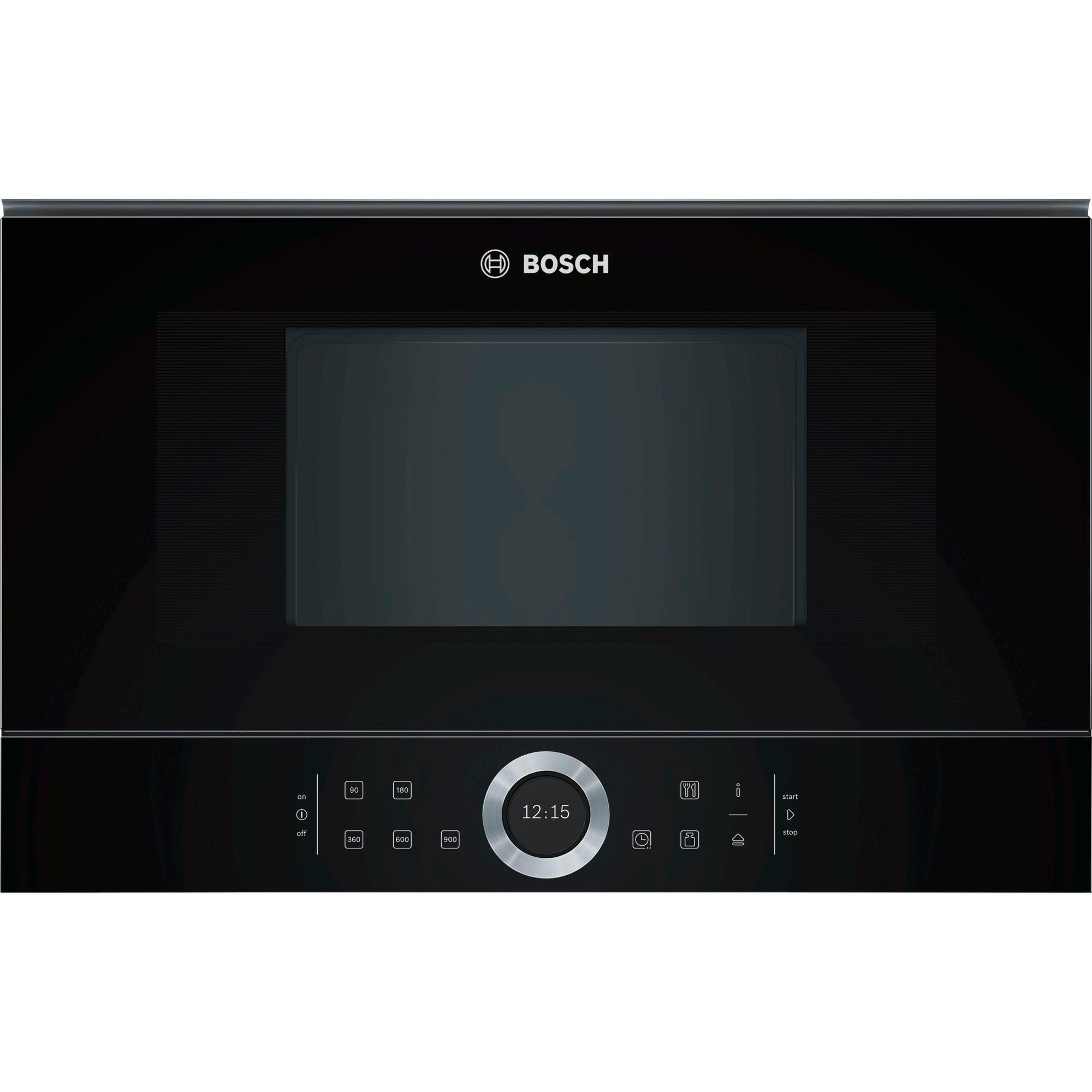 BFL634GB1 Intégré 21L 900W Noir micro-onde, Four à micro-ondes