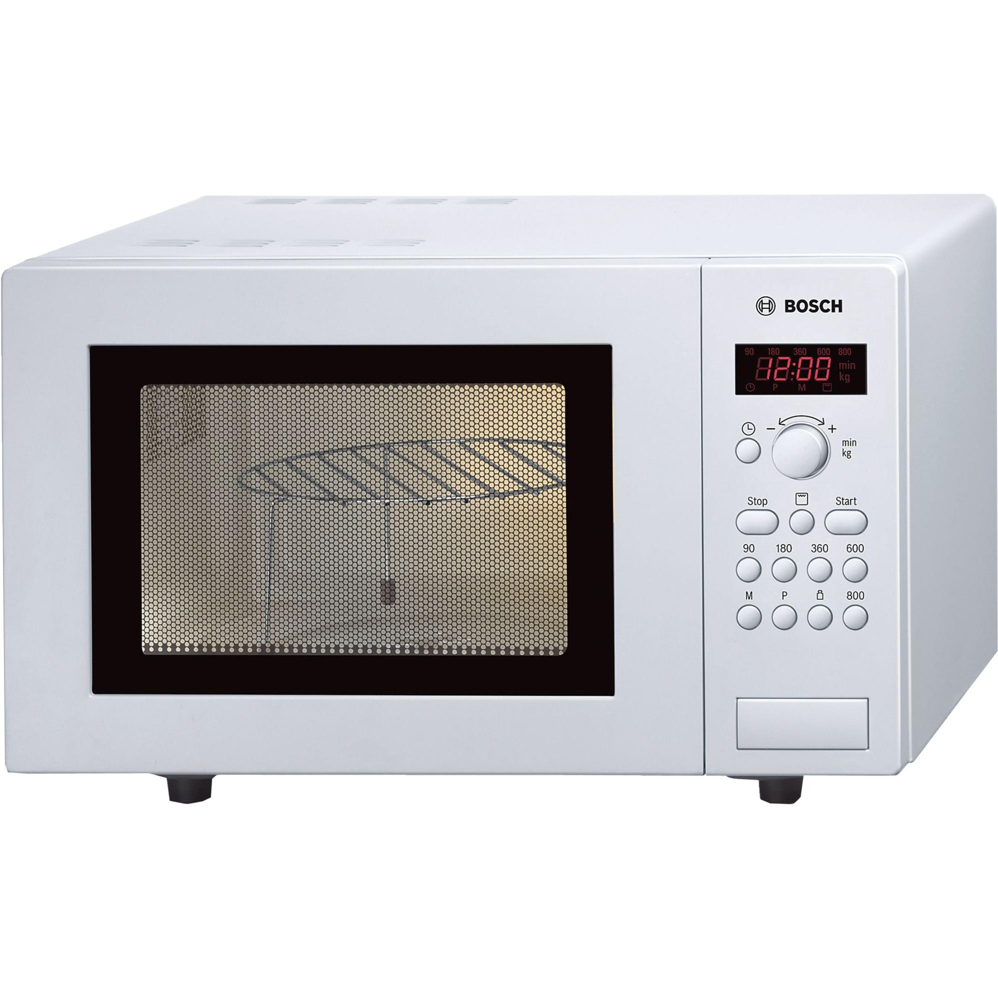 HMT75G421 17L 800W Blanc micro-onde, Four à micro-ondes