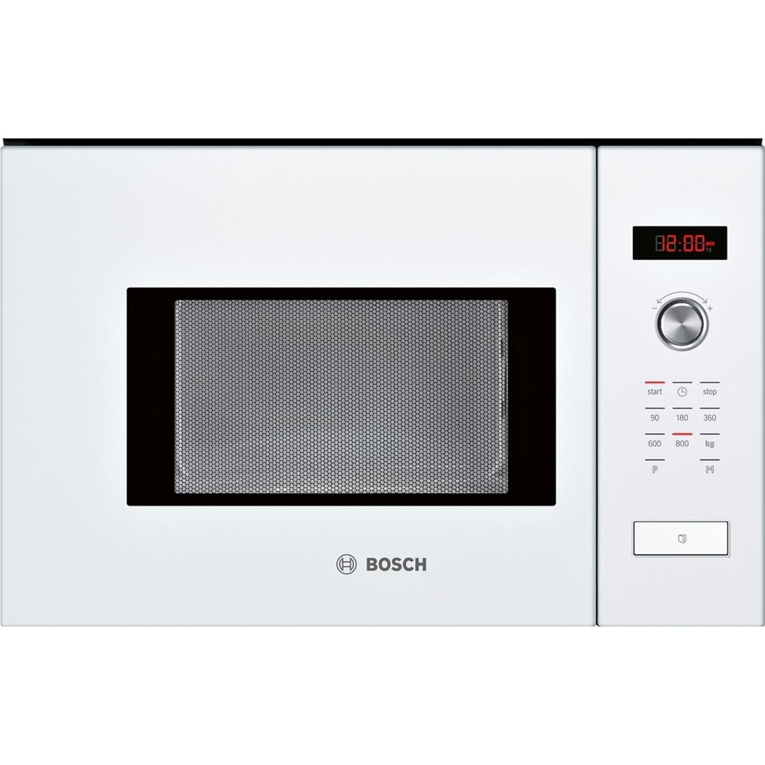 HMT75M624 Intégré 20L 800W Blanc micro-onde, Four à micro-ondes
