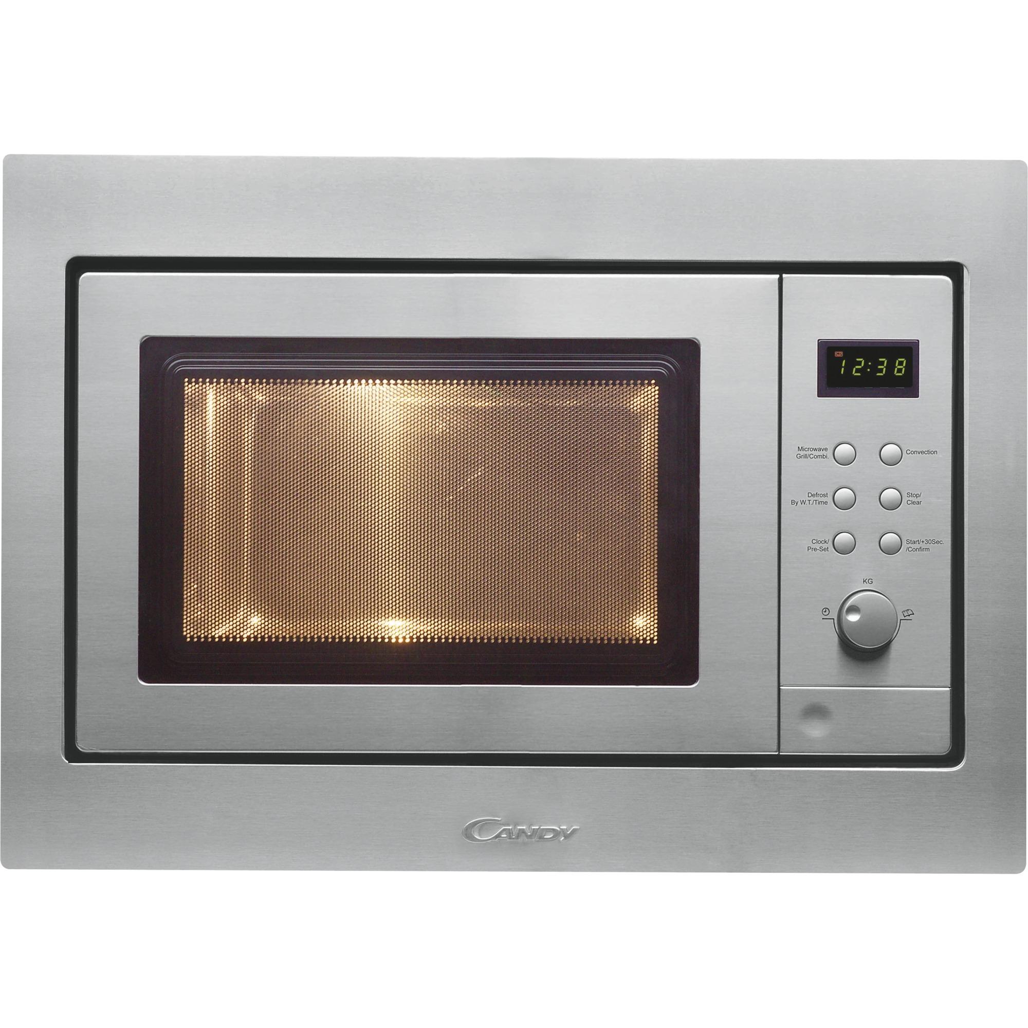 MIC 256 EX 25L 1400W Acier inoxydable, Four à micro-ondes