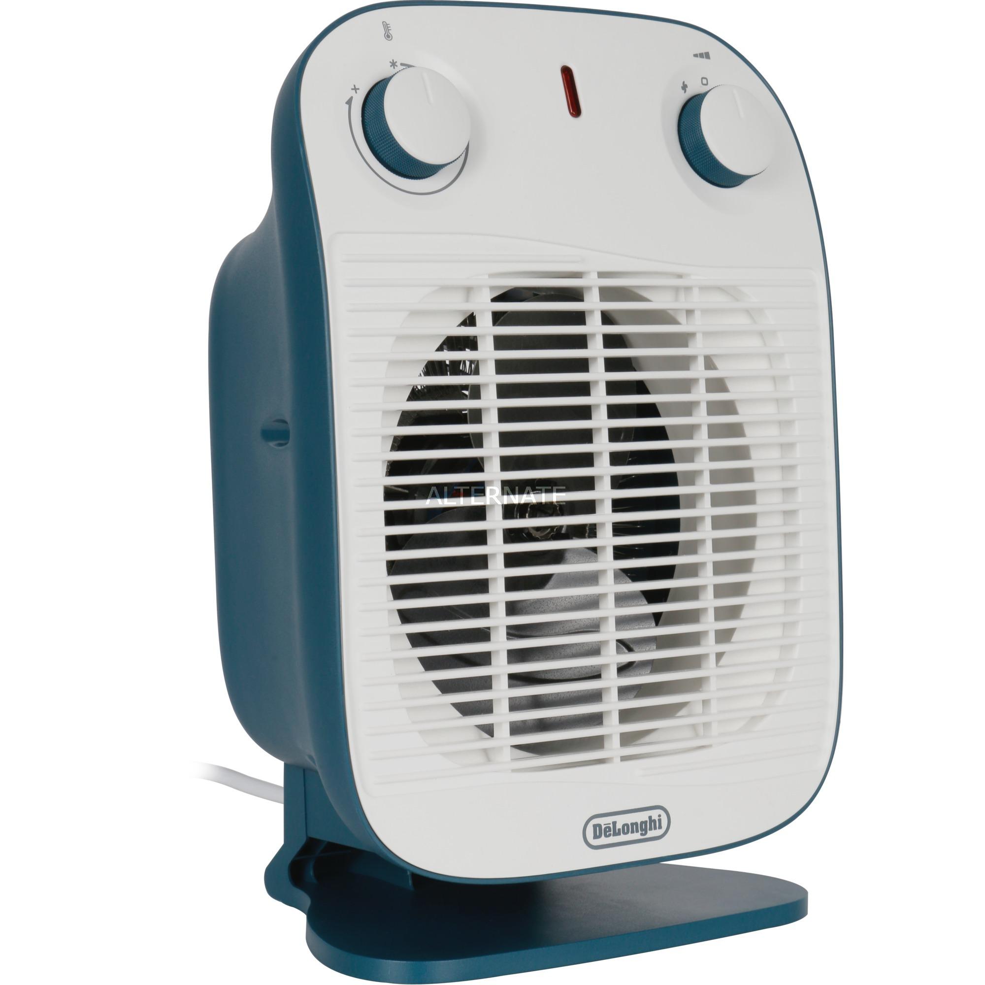 HFS50B20.AV Intérieur Bleu 2000W Chauffage soufflant électrique, Radiateur soufflant