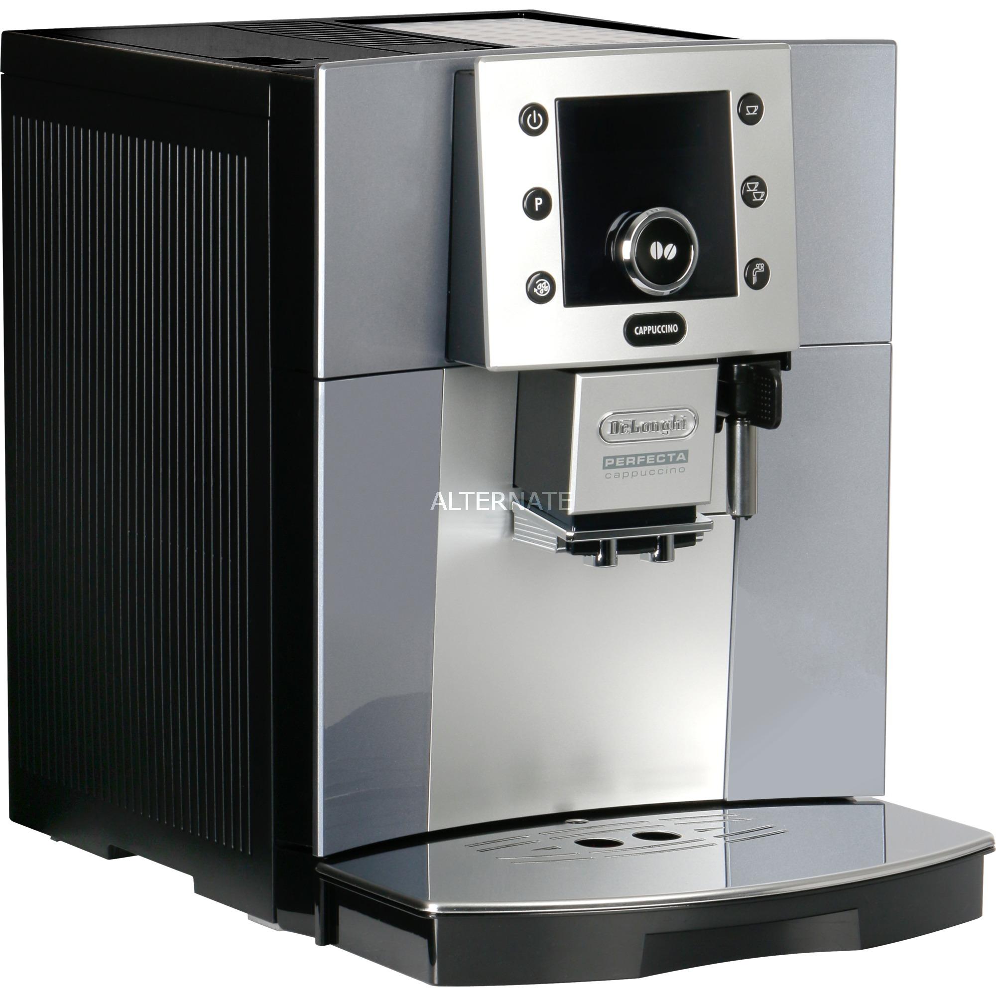 Perfecta ESAM 5500.B Autonome Entièrement automatique Machine à expresso 1.7L 14tasses Noir, Machine à café/Espresso