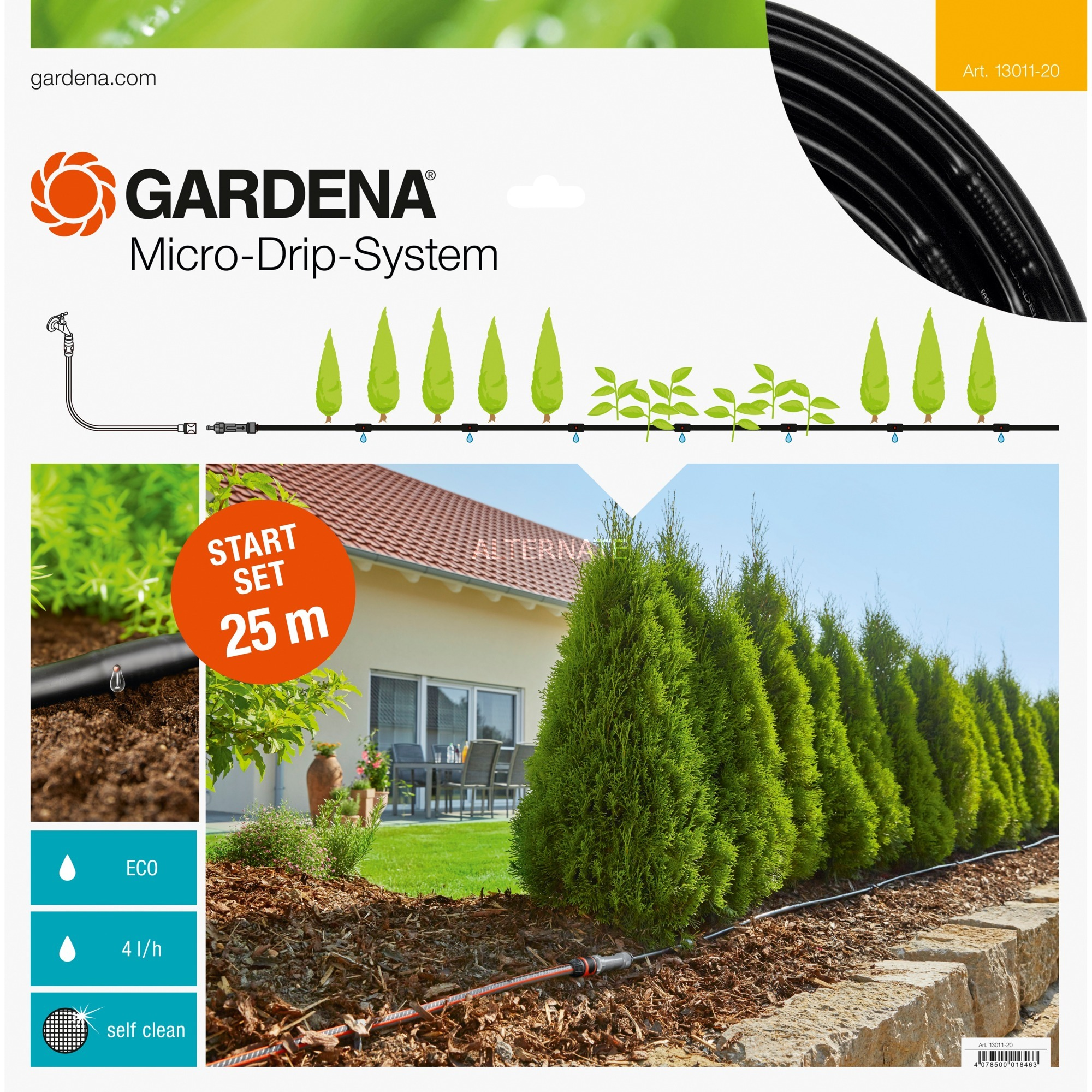 13011-20 système d'irrigation goutte-à-goutte, Arroseur
