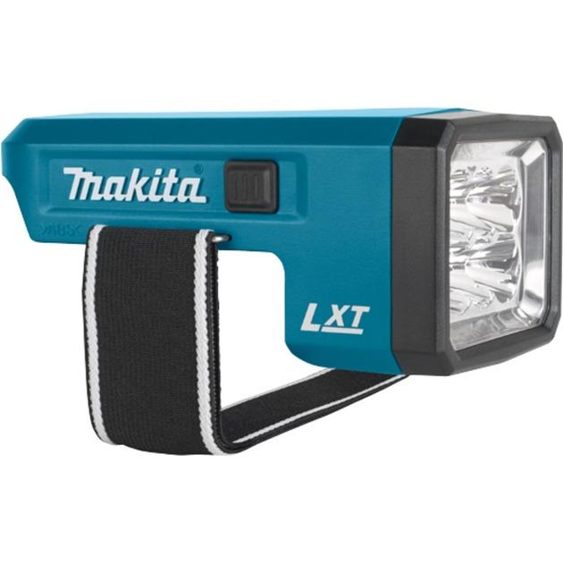 BML146 Lampe torche LED Noir, Bleu, Lampe de poche