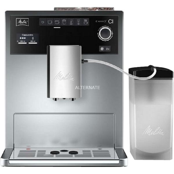 CAFFEO CI Autonome Entièrement automatique Machine à expresso 1.8L Argent, Machine à café/Espresso