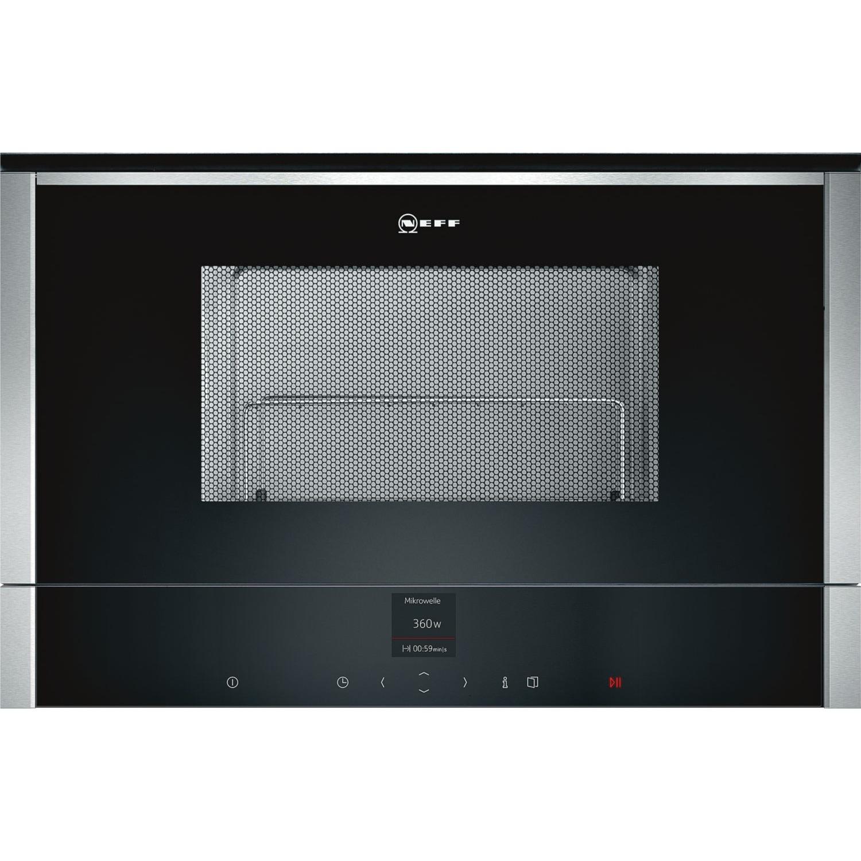 CGR 1700 N Intégré 21L 900W Noir, Acier inoxydable, Four à micro-ondes