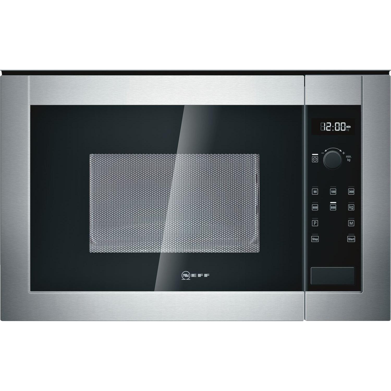 H11WE60N0 Intégré 20L 800W Noir, Acier inoxydable micro-onde, Four à micro-ondes