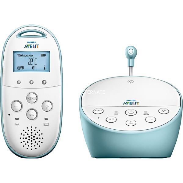 Avent DECT-babyphone SCD560/00, Moniteur pour bébé