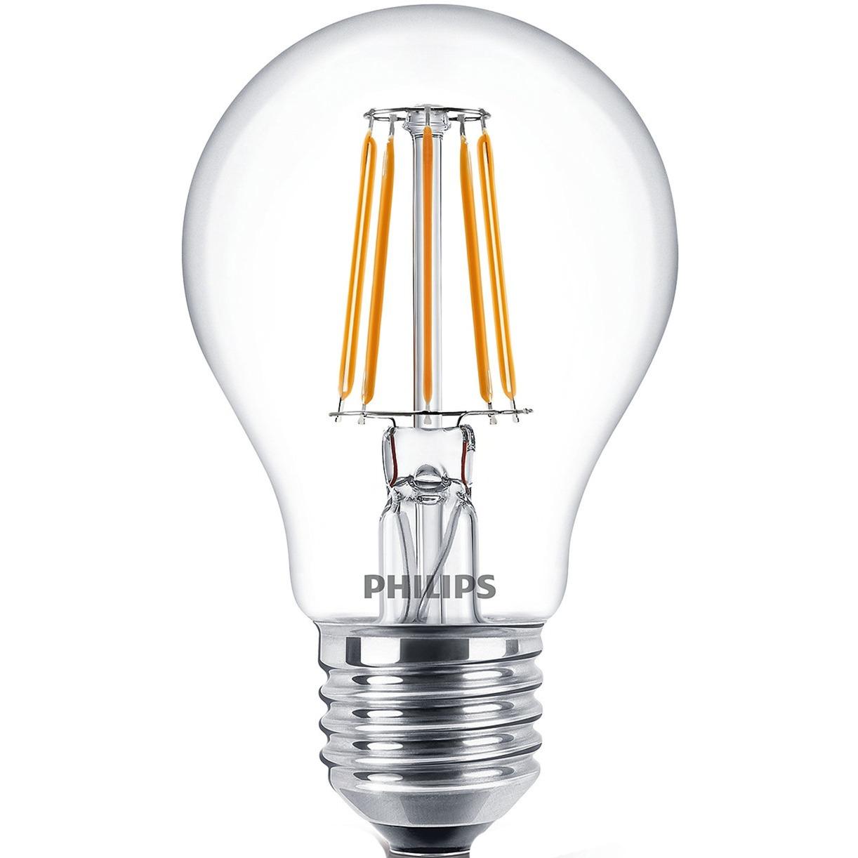60220 Chaud Kwh Energy Classic Àblanc Ampoule 8718696742730 E27 Led Saving 2407 7w LampLampe ChaudTransparentA50 ABlanc FK1uTlcJ3
