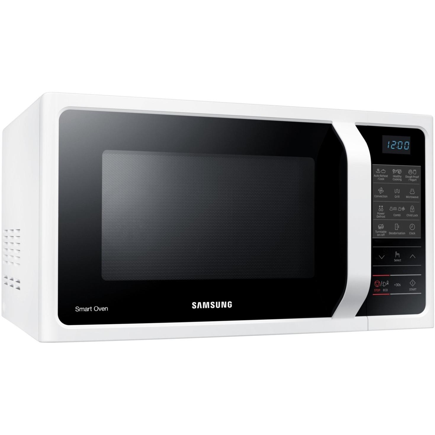 MC28H5013AW/EG Comptoir Micro-onde combiné 28L 900W Blanc micro-onde, Four à micro-ondes
