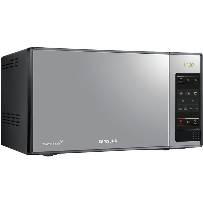 ME83X Comptoir 23L 800W Noir micro-onde, Four à micro-ondes