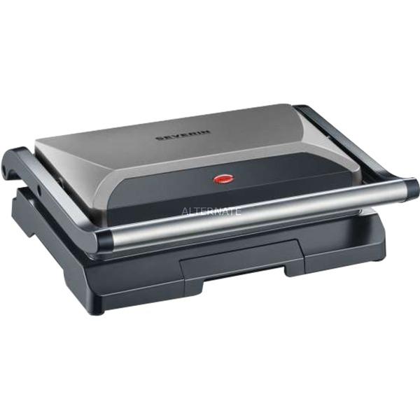 KG 2394 Grille double-contact Dessus de table Electrique 800W Noir, Gris, Métallique barbecue et grill, Grill à contact