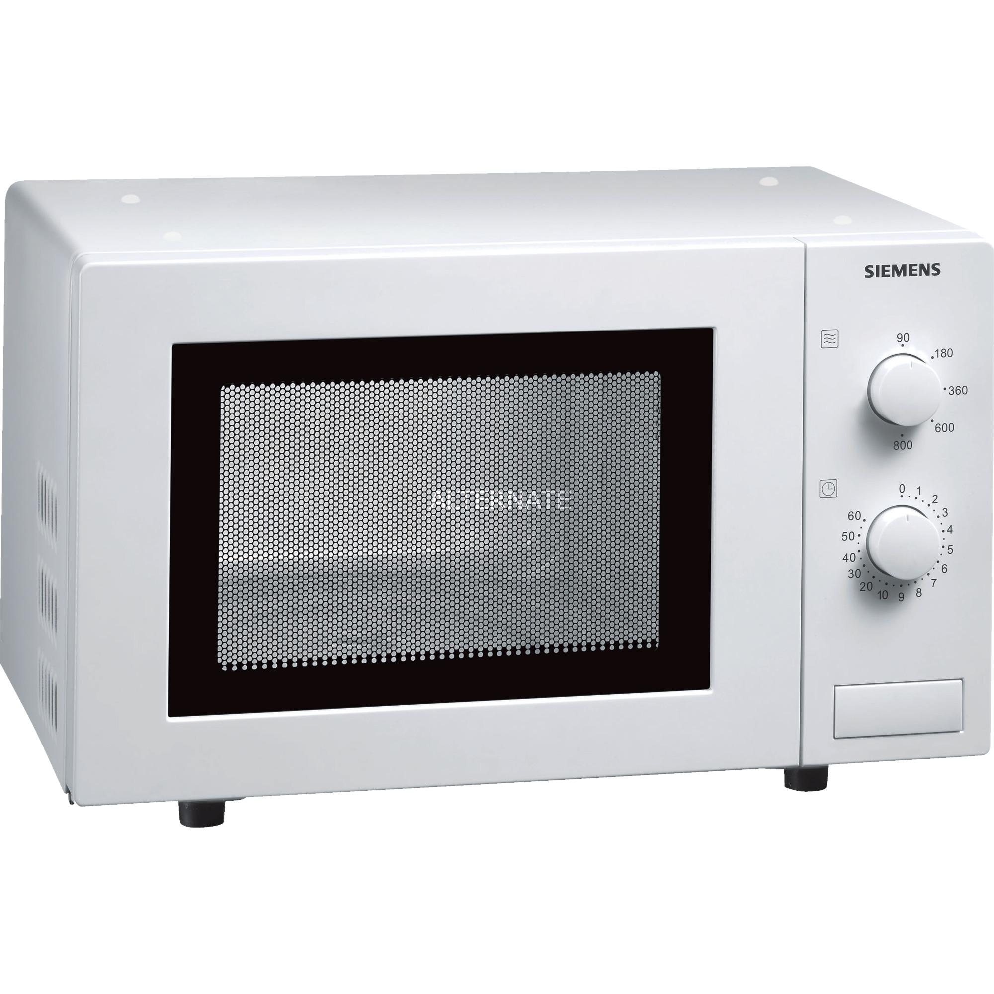 HF12M240 Comptoir 17L 800W Blanc micro-onde, Four à micro-ondes