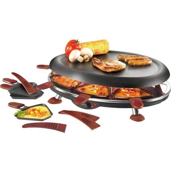 UNO 48775 1100W Noir raclette