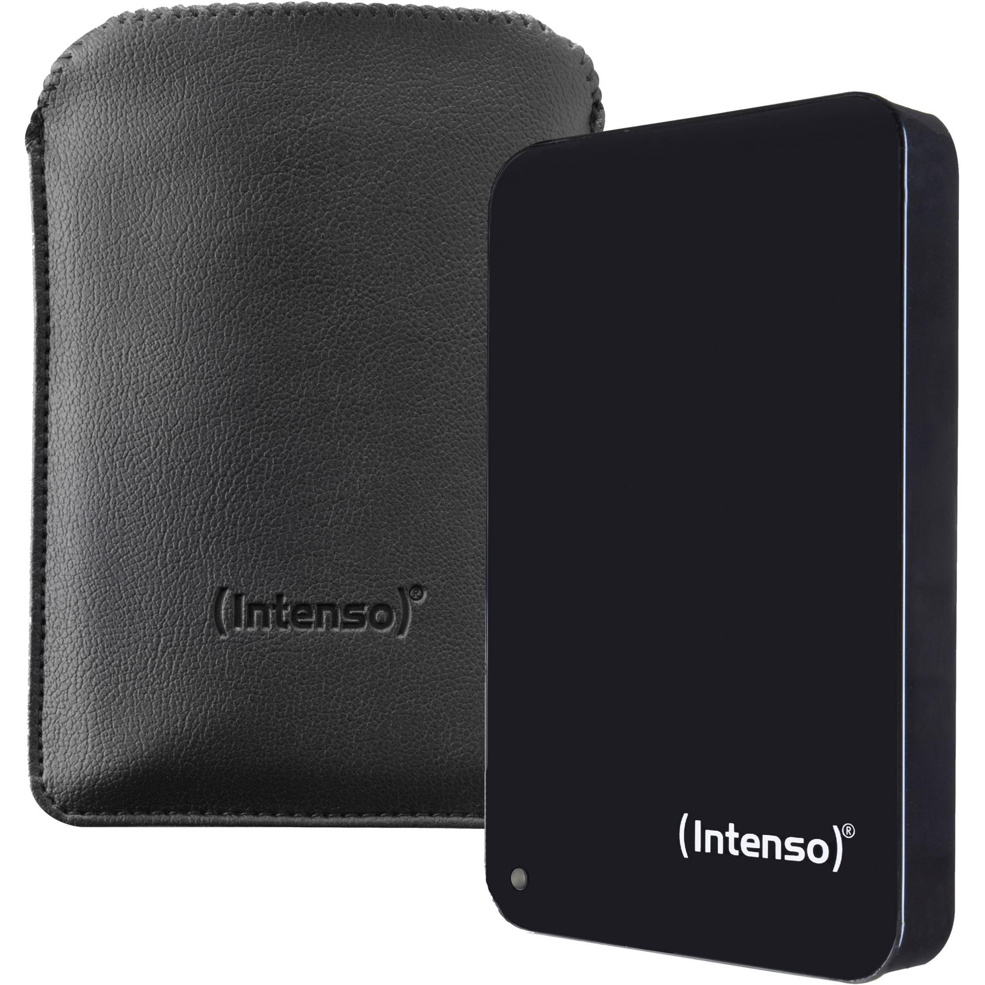 Memory Drive, 1TB 1000Go Noir disque dur externe