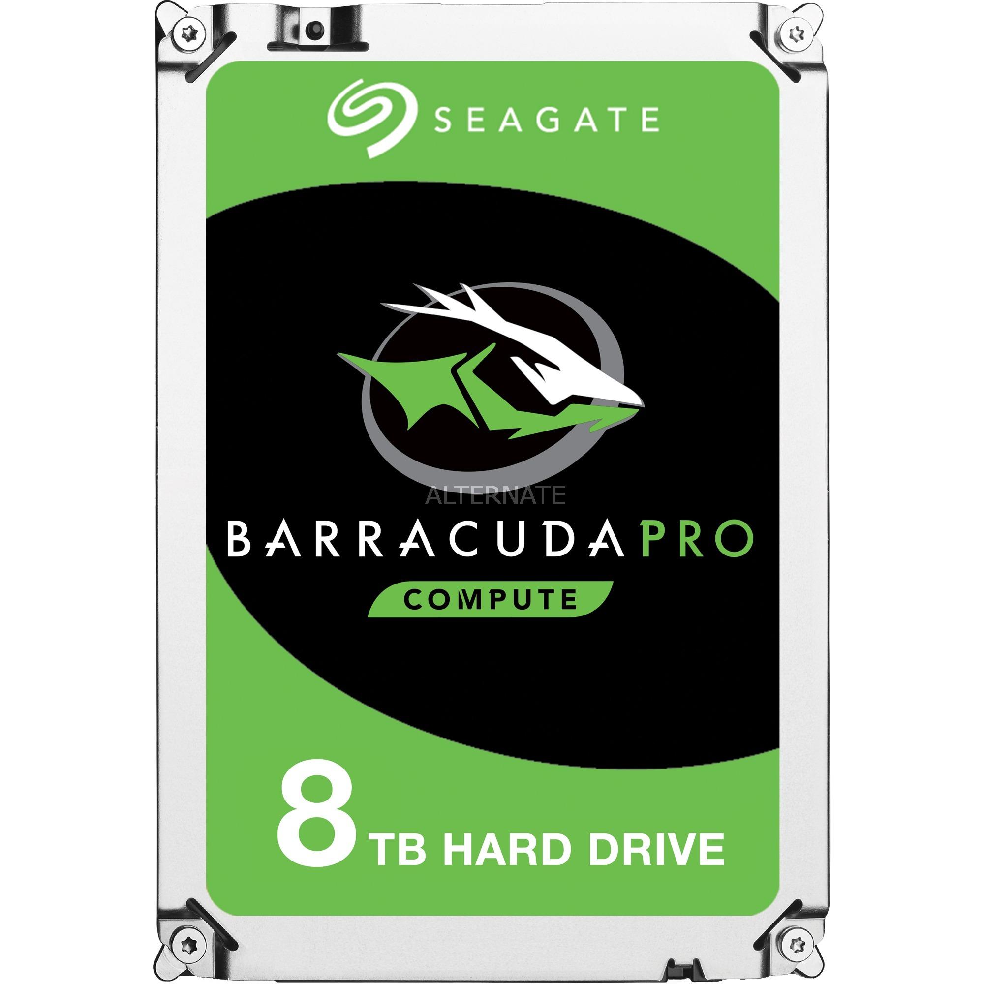Barracuda Pro 8TB 3.5