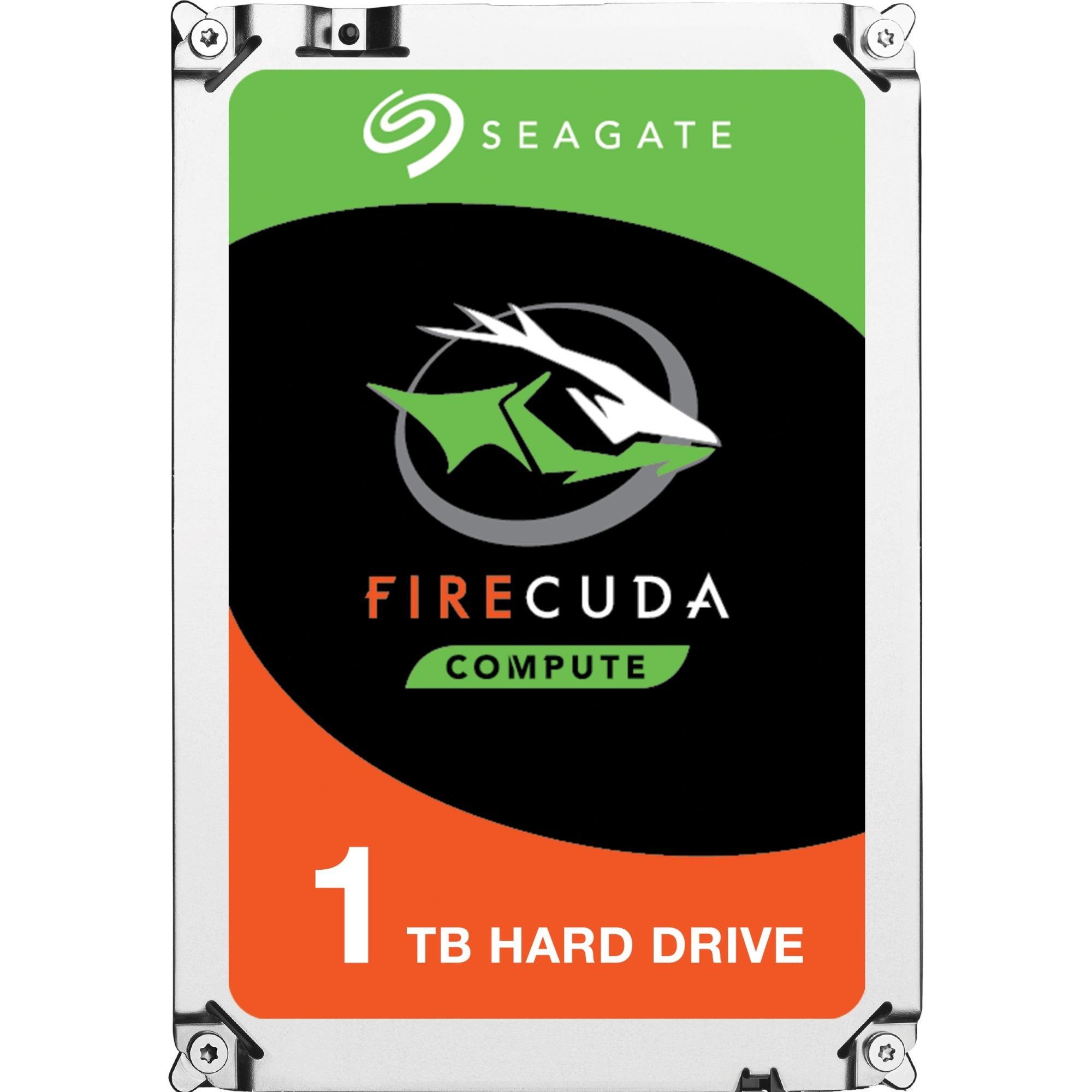FireCuda, Disque dur hybride
