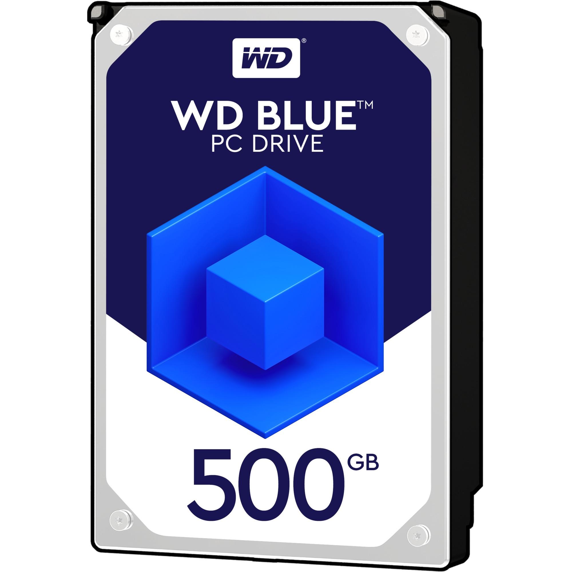 Blue, 500 Go, Disque dur