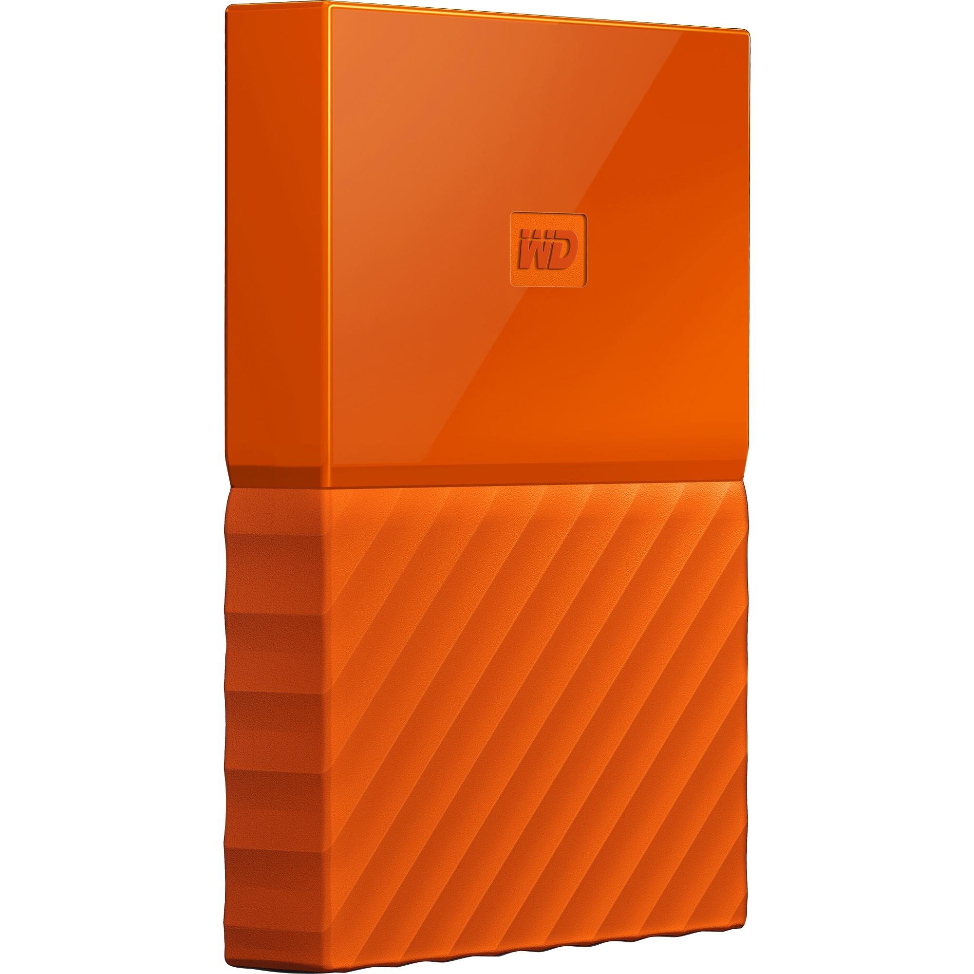 My Passport 2000Go Orange disque dur externe