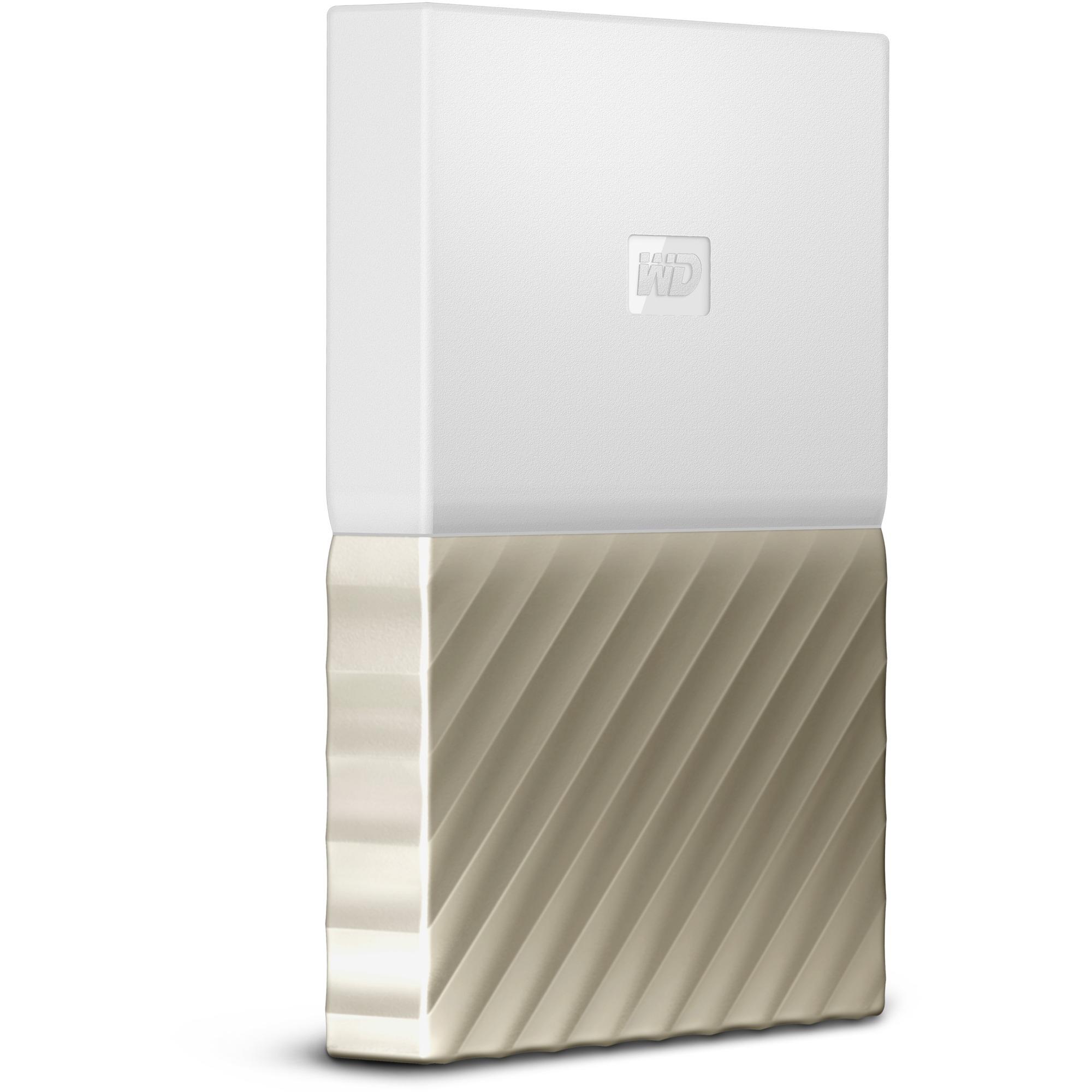 My Passport Ultra 1000Go Or, Blanc disque dur externe