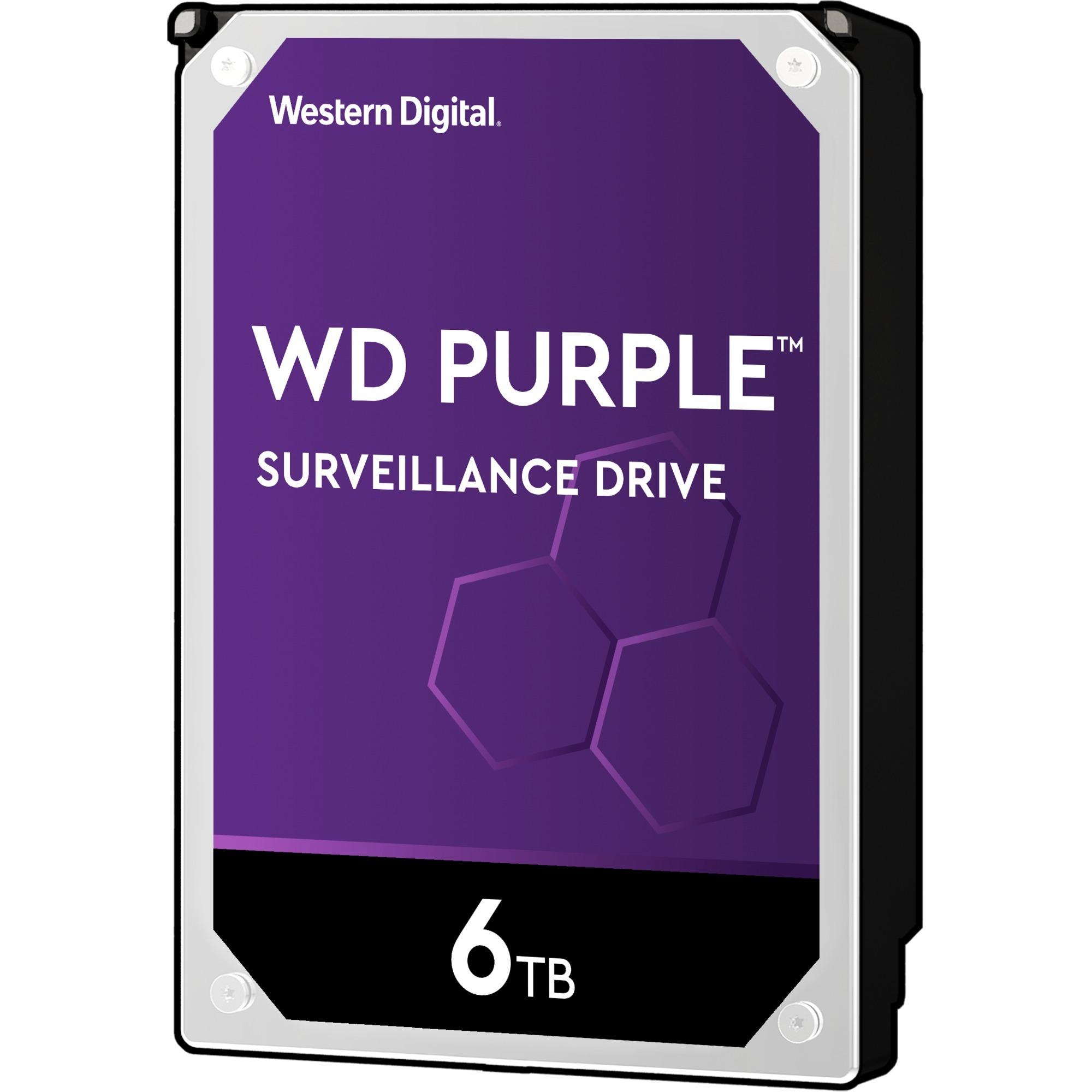 Purple, Disque dur