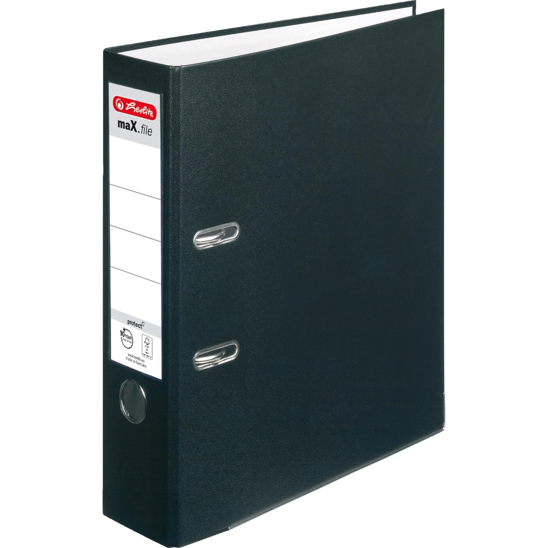 5480801 Noir fichier, Dossier