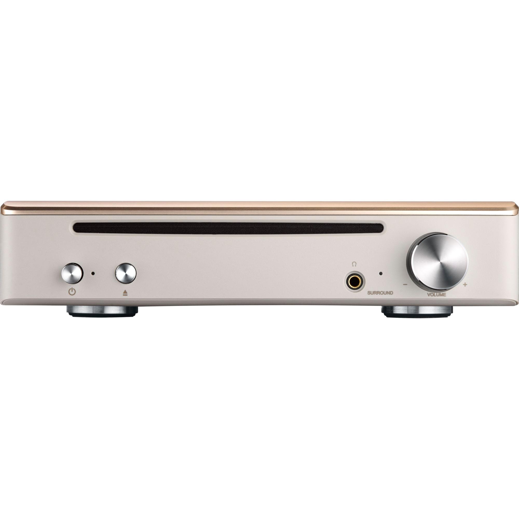 SBW-S1 Pro Enregistreur Blu-Ray 7.1canaux Compatibilité 3D Or, Graveur Blu-ray