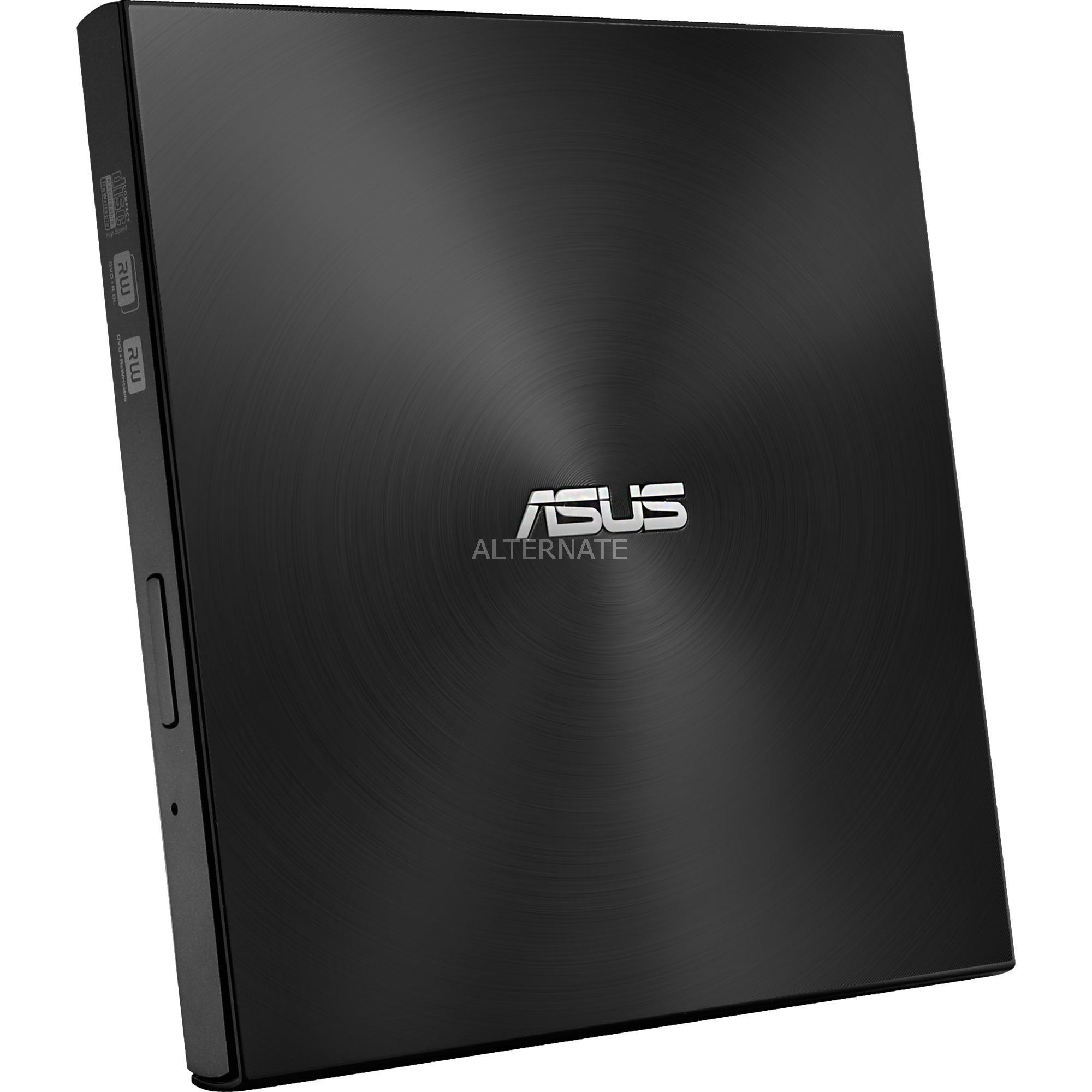 SDRW-08U7M-U DVD±RW Noir lecteur de disques optiques, graveur de DVD externe