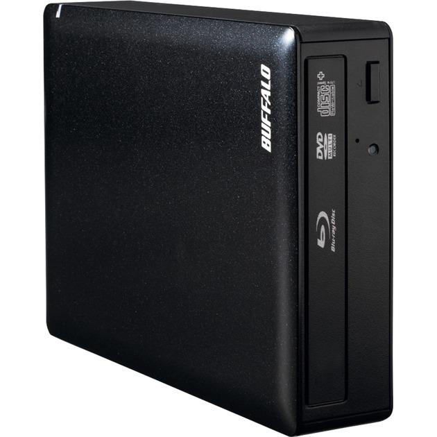 BRXL-16U3-EU Blu-Ray DVD Combo Noir lecteur de disques optiques, graveur Blu-ray externe