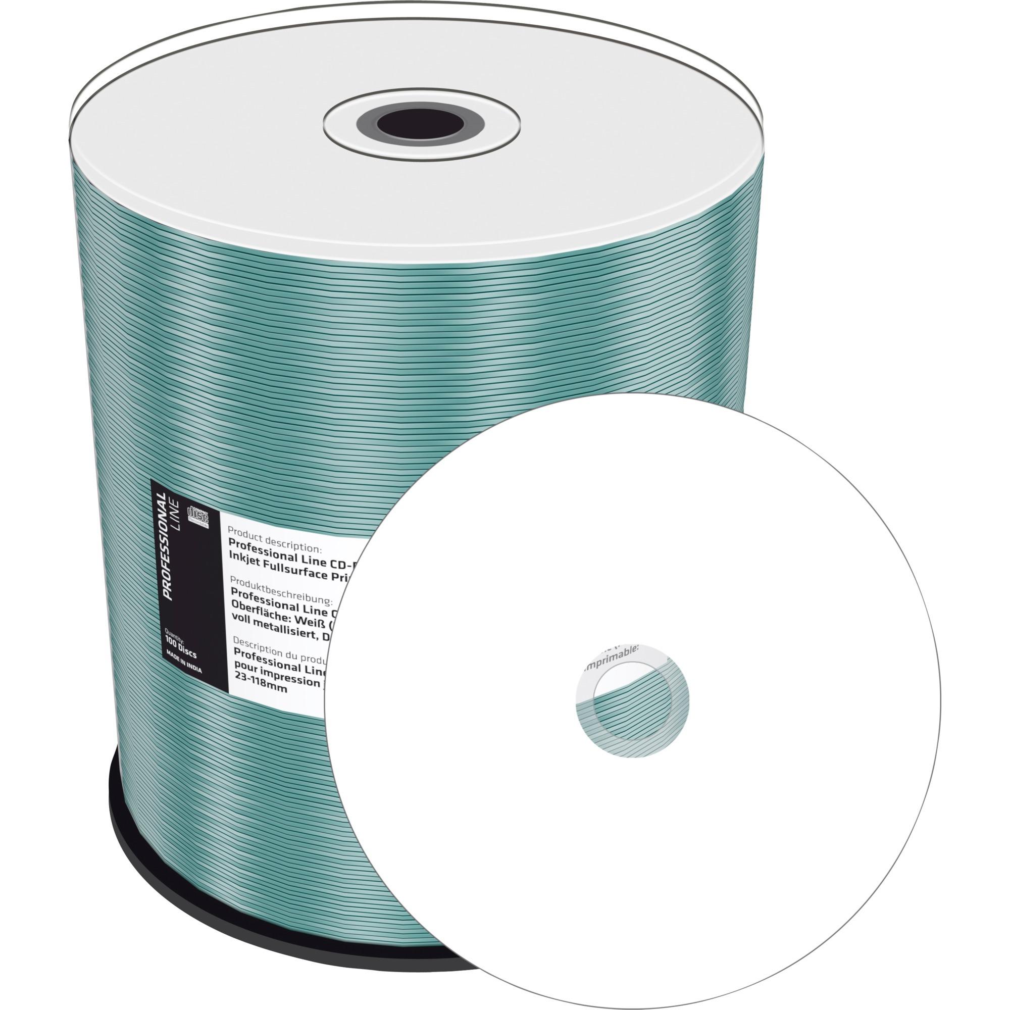 MRPL501-C CD-R 700Mo 100pièce(s) CD vierge