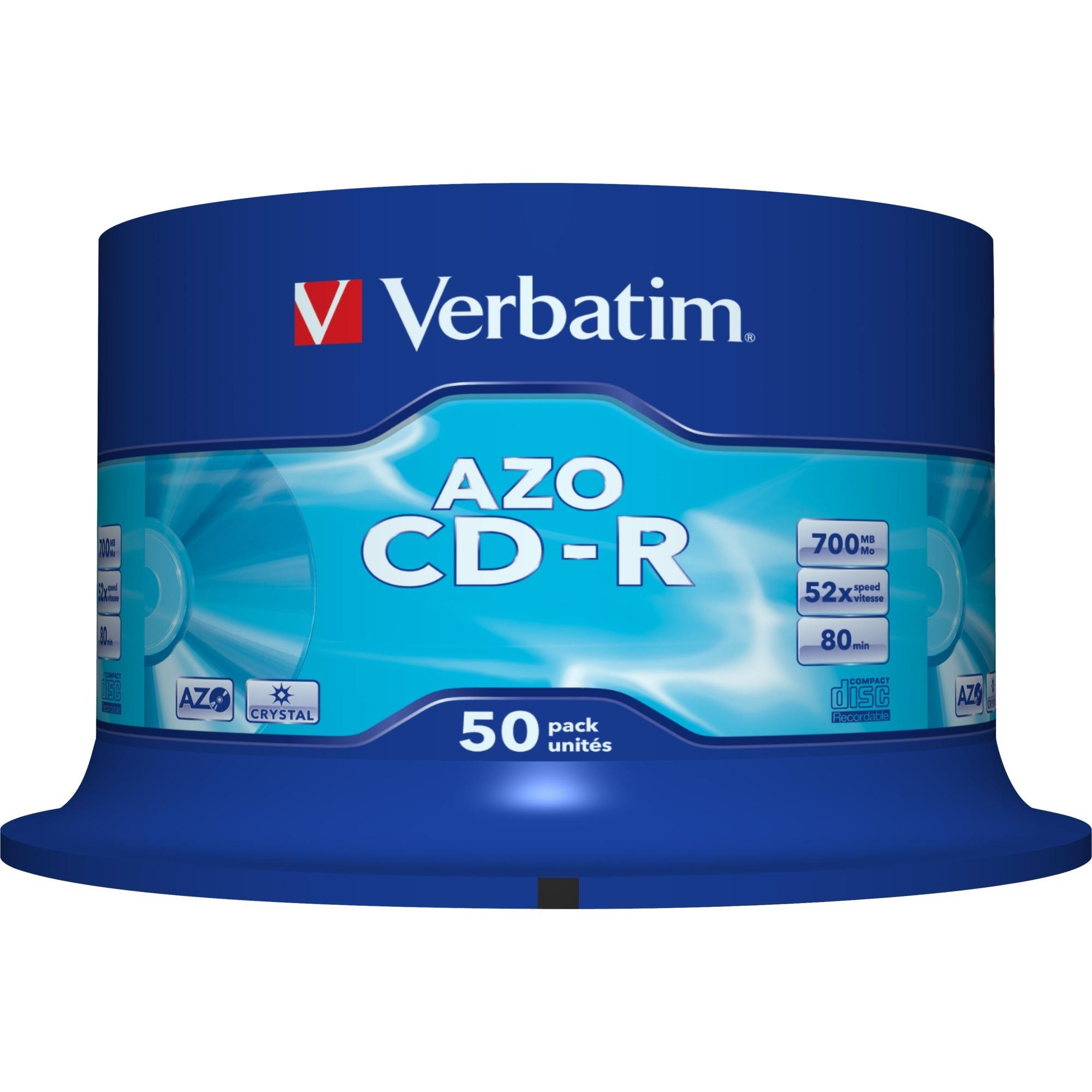 CD-R 700 Mo