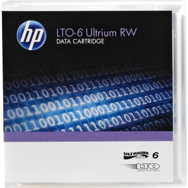 LTO-6 Ultrium RW 6250Go LTO, Streamer-moyen
