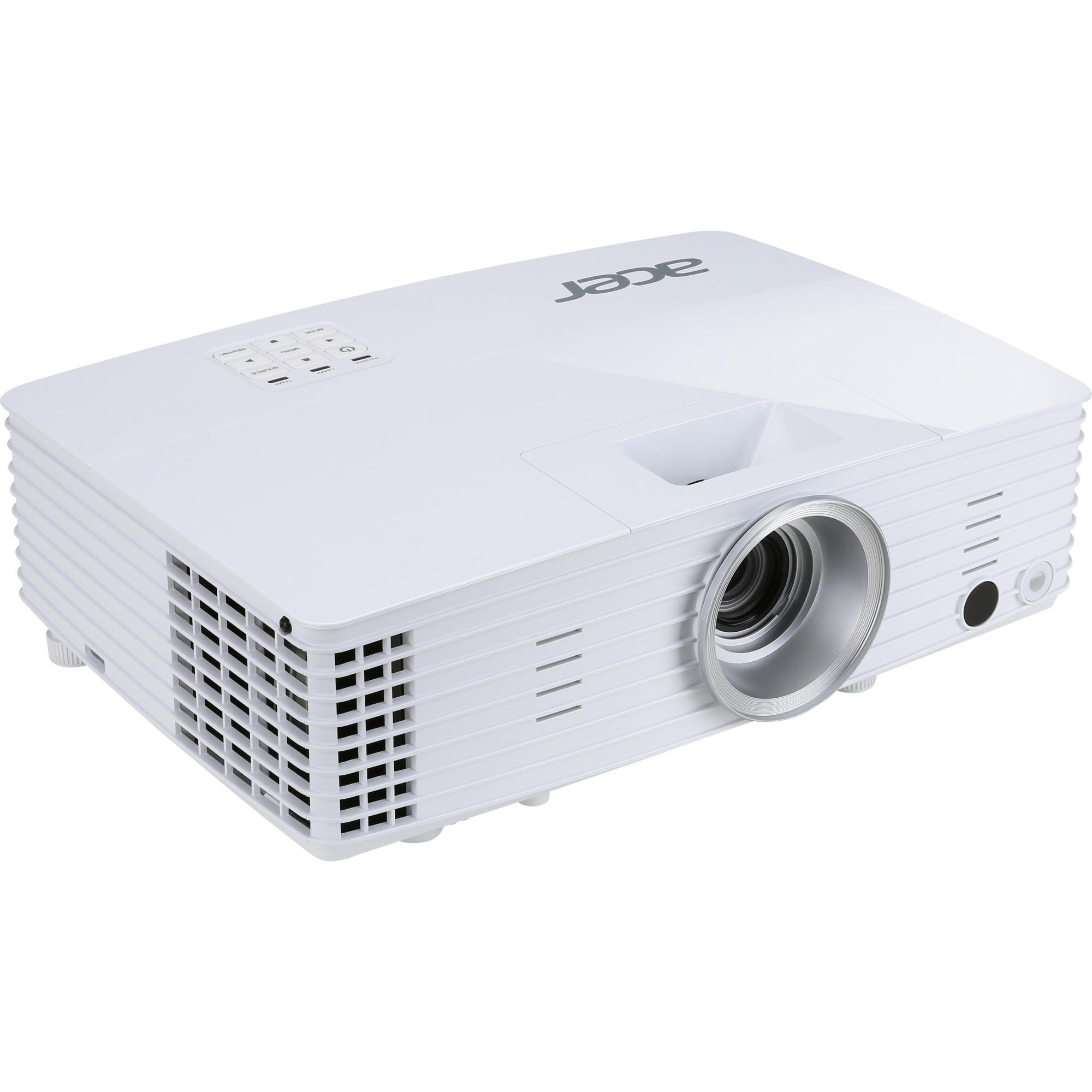 H6502BD Projecteur de bureau 3400ANSI lumens DLP 1080p (1920x1080) Blanc vidéo-projecteur, Projecteur DLP