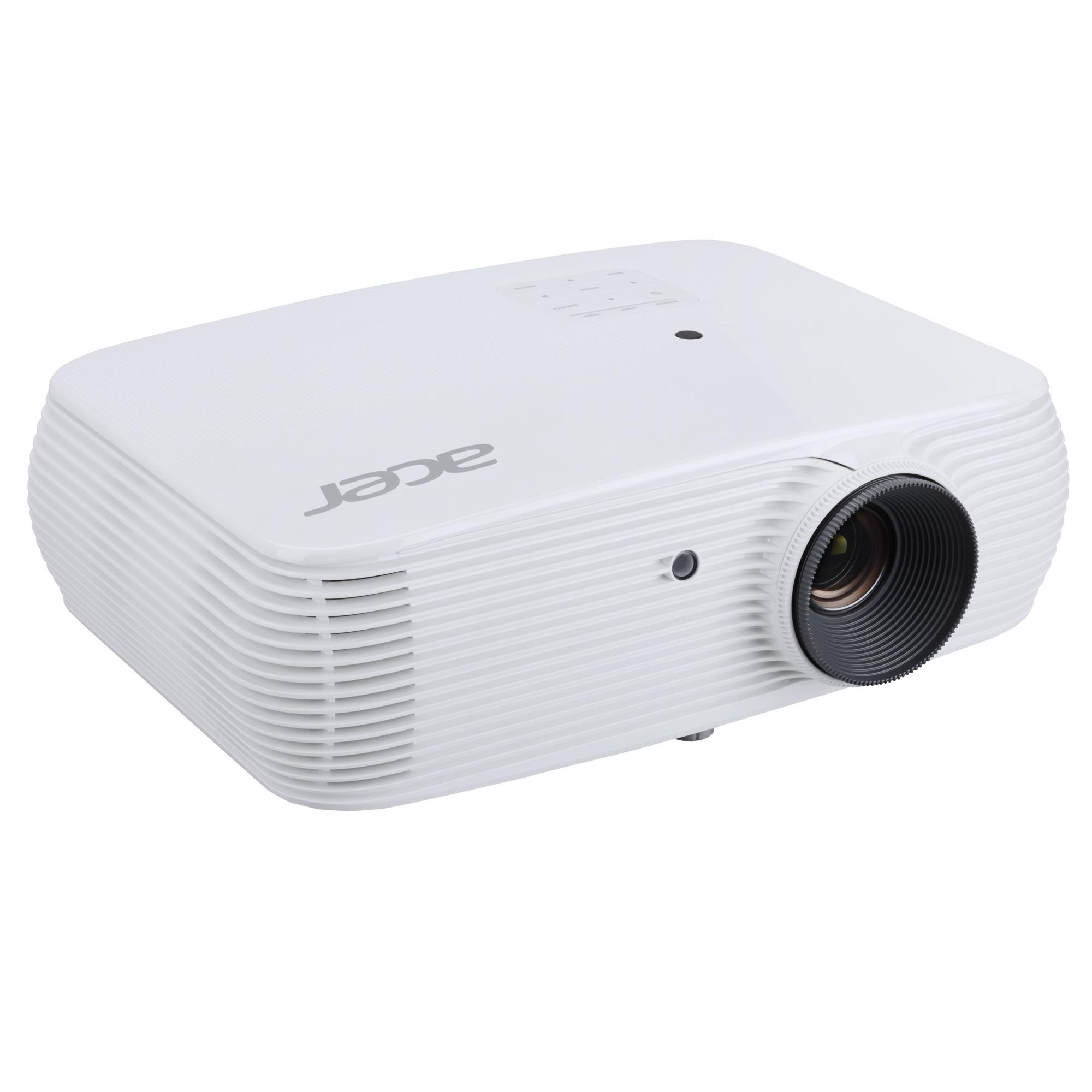 Home H5382BD Projecteur de bureau 3300ANSI lumens DLP 720p (1280x720) Argent, Blanc vidéo-projecteur, Projecteur DLP