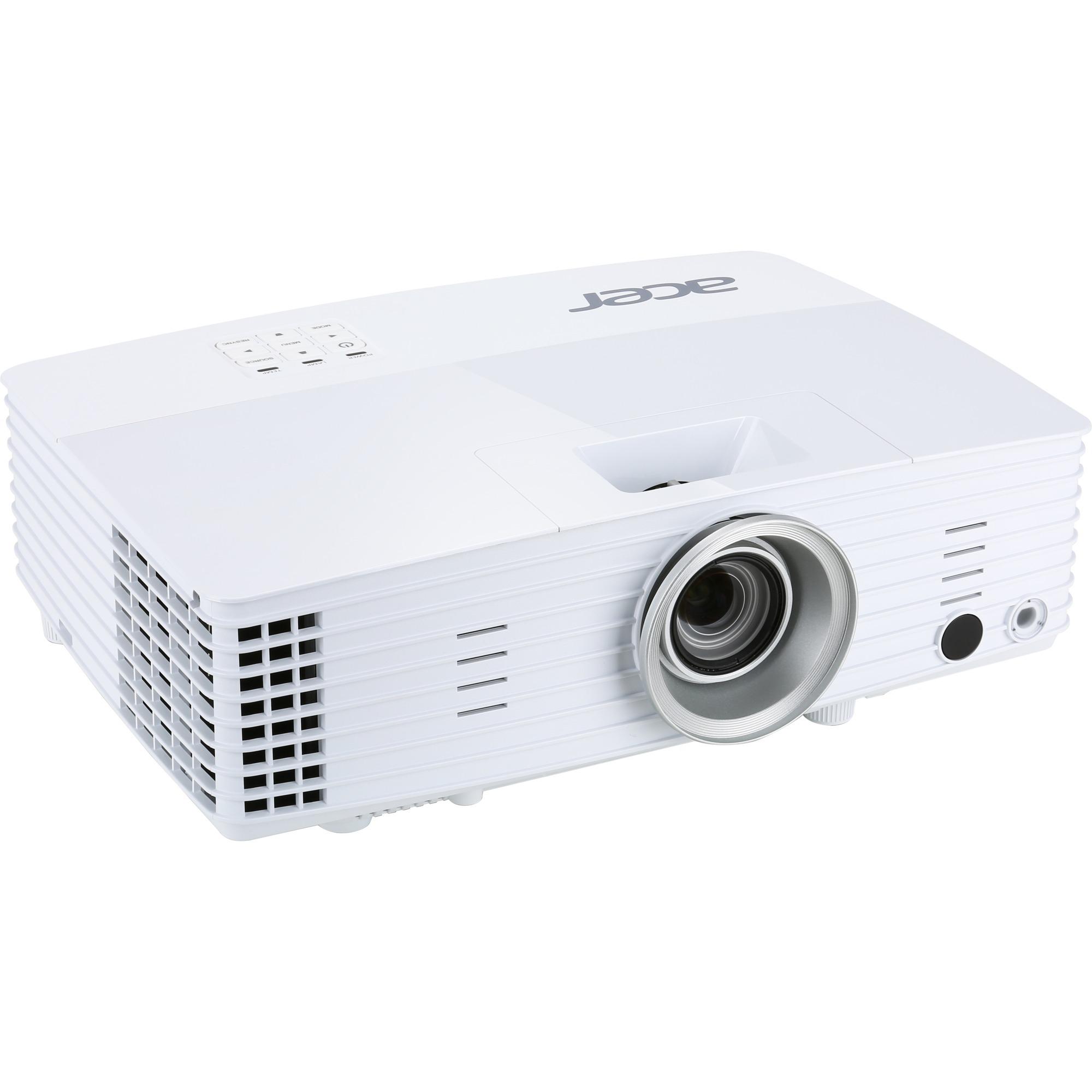 Home H5383BD Projecteur de bureau 3400ANSI lumens DLP 720p (1280x720) Blanc vidéo-projecteur, Projecteur DLP