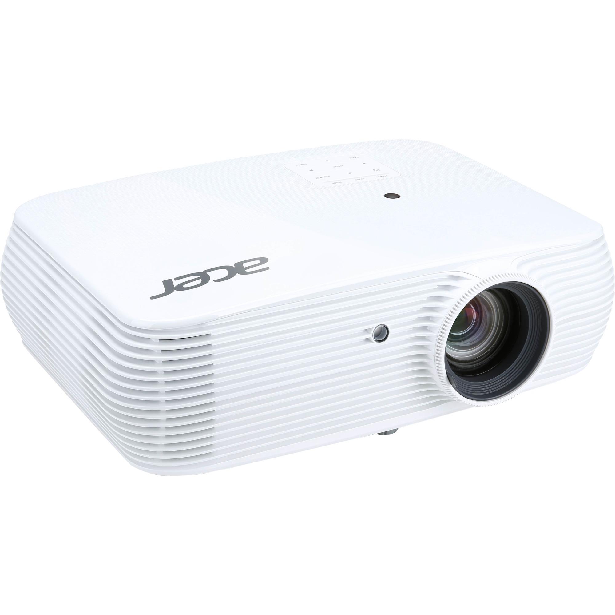 Home H6512BD Projecteur de bureau 3400ANSI lumens DLP 1080p (1920x1080) Blanc vidéo-projecteur, Projecteur DLP