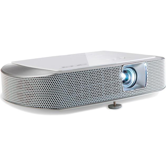 K137i Vidéoprojecteur portable 700ANSI lumens DLP WXGA (1280x800) Argent vidéo-projecteur, Projecteur à LED