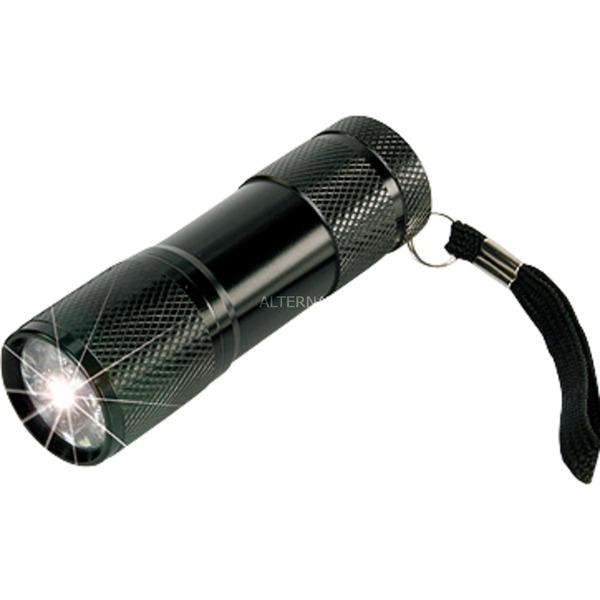Action9 Lampe torche LED Noir, Lampe de poche