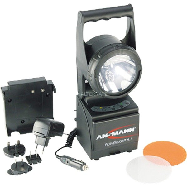 Powerlight 5.1, Lampe de poche