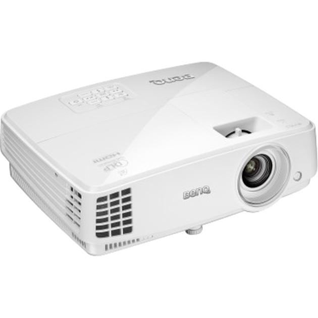 TH530 Projecteur de bureau 3200ANSI lumens DLP SXGA (1280x1024) Compatibilité 3D Blanc vidéo-projecteur, Projecteur DLP